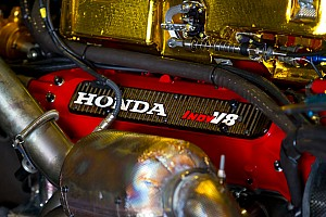 IndyCar Honda Racing Loudon race report