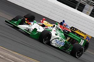 IndyCar HVM Racing Loudon race report