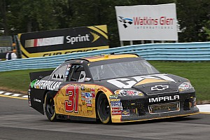Richard Childress Racing heads for the Michigan hills