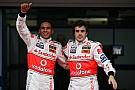 Alonso has fond memories of Hamilton pairing