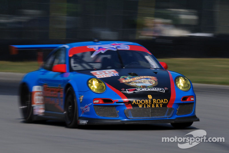 Duncan Ende heads to Road America