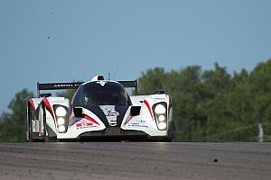 Muscle Milk AMR Road America qualifying report