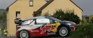 Ogier keeps Citoren on top at Rallye Deutschland