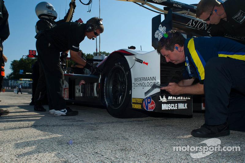 Michelin Road America race report