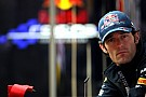 Webber hints close to 2012 Red Bull deal