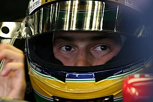Lotus Renault Belgian GP - Spa Friday practice report