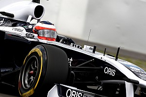 Barrichello admits 2012 Williams exit possible