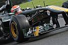 Team Lotus Belgian GP - Spa qualifying report