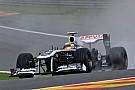 Williams Belgian GP - Spa qualifying report
