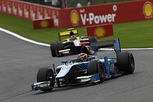 GP2 Ocean Racing Tech Spa race 1 report
