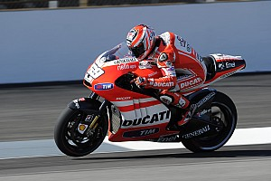 Ducati Indianapolis GP qualifying report