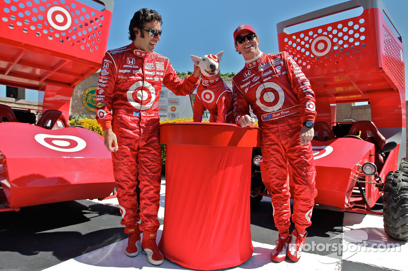 Chip Ganassi Racing Sonoma race report