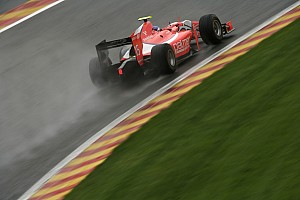GP2 Jolyon Palmer Spa weekend summary