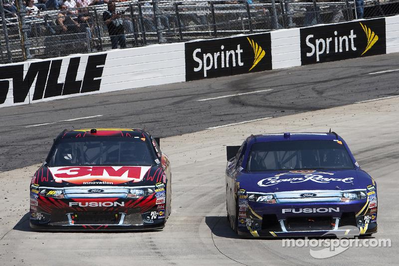 Roush Fenway Racing prepared for Atlanta