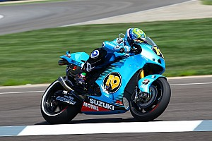 Suzuki San Marino GP Friday report