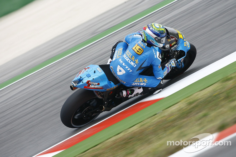 Suzuki San Marino GP qualifying report