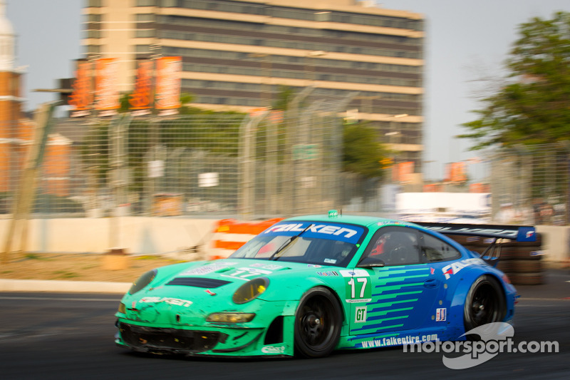 Porsche Motorsport Baltimore race report