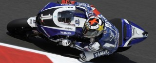 Lorenzo closes title fight at San Marino GP