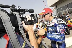 Yamaha San Marino GP race report
