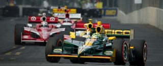 IndyCar KV Racing Lotus Baltimore race report