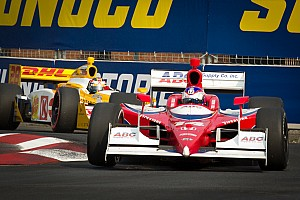 AJ Foyt Racing Baltimore race report
