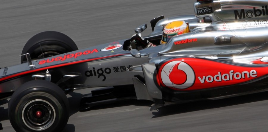 McLaren dominates during first practice at Monza