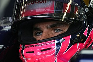 Sponsor good news for Toro Rosso, not Alguersuari