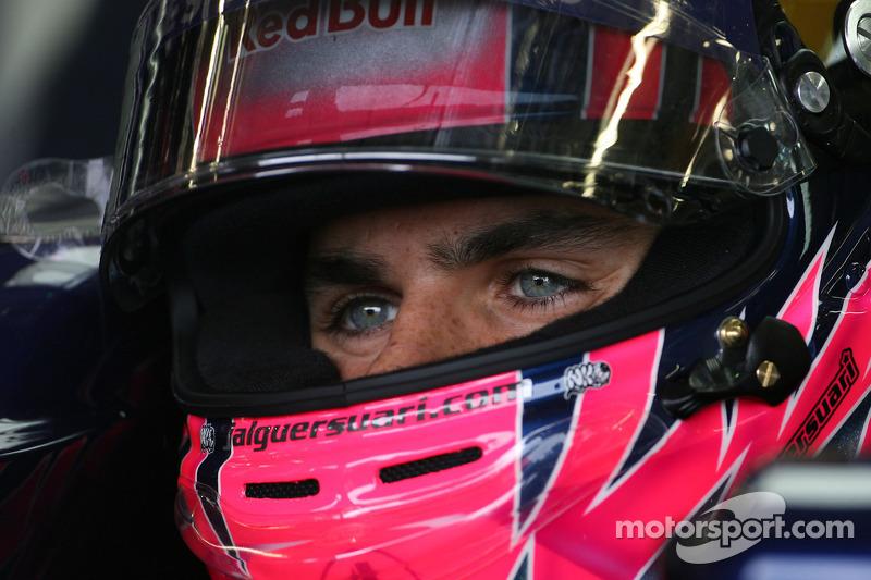 Sponsor good news for Toro Rosso, not Alguersuari