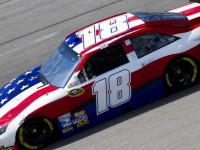 Kyle Busch leaves Richmond II with points lead
