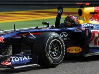 Vettel's rivals write off 2011 title chances