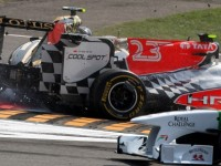The Italian GP at Monza - Vettel came, saw and conquered
