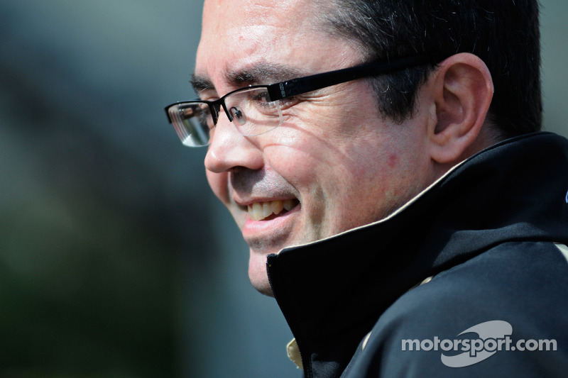Boullier admits 'plan B' talks with Cosworth
