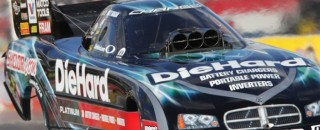 NHRA Series Charlotte II Friday qualifying report
