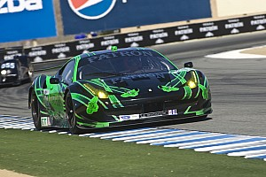 ALMS Extreme Speed Motorsport Laguna Seca race report