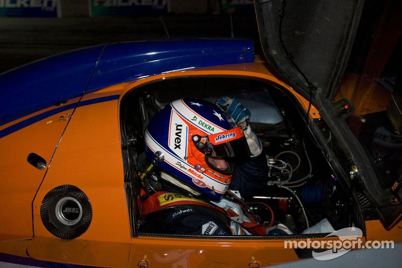 Mücke Laguna Seca race report