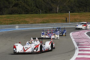 European Le Mans Zytek Estoril qualifying report