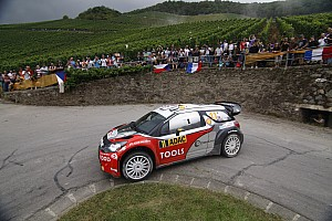 Petter Solberg set for Rallye de France attack