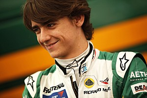 Lotus ART signs Esteban  Gutierrez for 2012