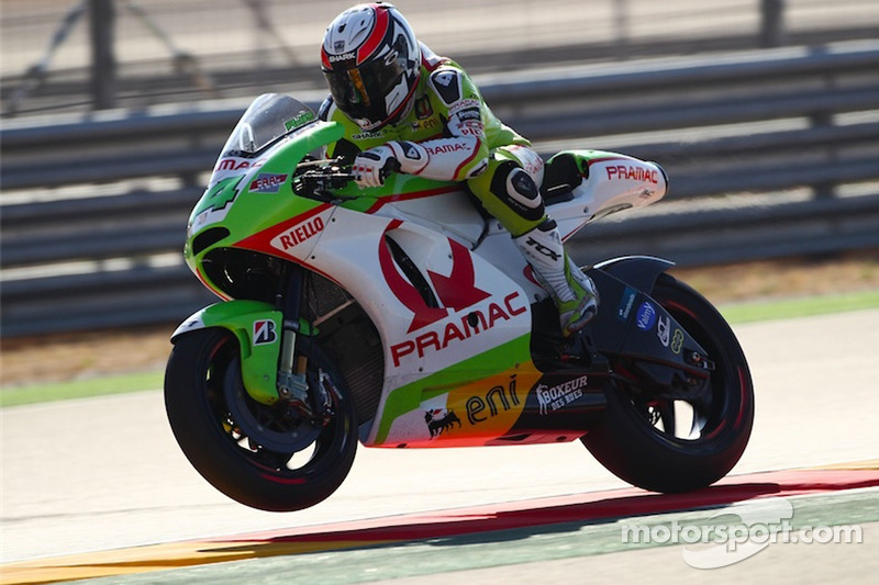 Pramac Racing prepped for GP of Japan