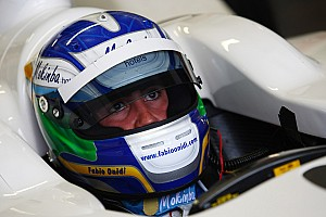GP2 Scuderia Coloni Jerez test summary