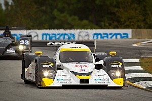 ALMS Dyson Racing satisfied with Road Atlanta qualifying
