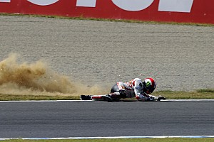 Gresini Racing GP of Japan qualifying report