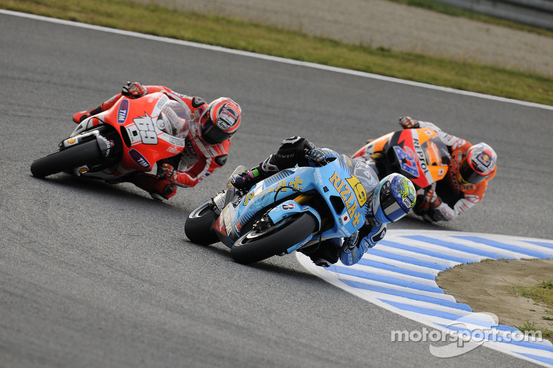 Suzuki GP of Japan race report