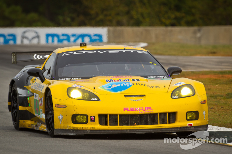 Corvette Racing championship banquet notes