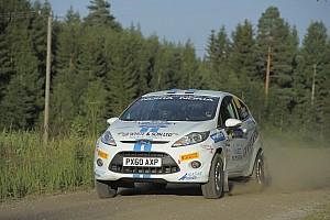WRC WRC Academy Rally de France event summary