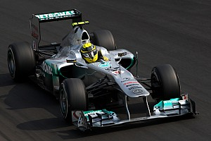 Mercedes Japanese GP - Suzuka Friday practice report