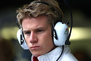Hulkenberg to skip Friday duties in India too