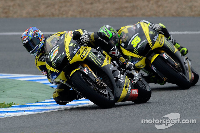 Tech 3 Yamaha Australian GP qualifying report