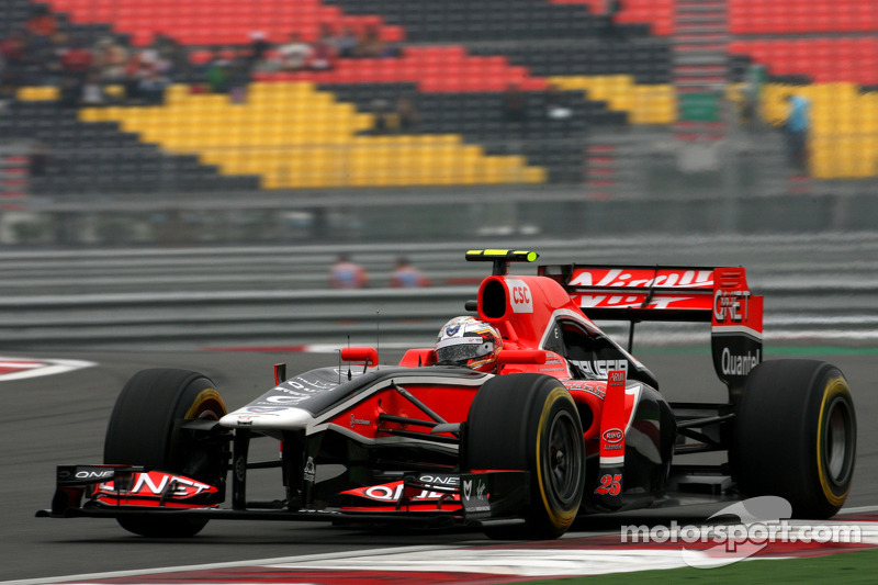 Marussia Virgin Korean GP - Yeongam race report