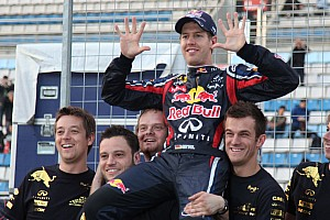 Formula 1 Renault F1 Korean GP - Yeongam race report